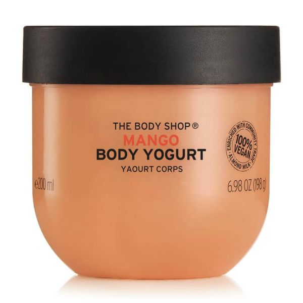 The Body Shop Body Yoghurt Mango 2