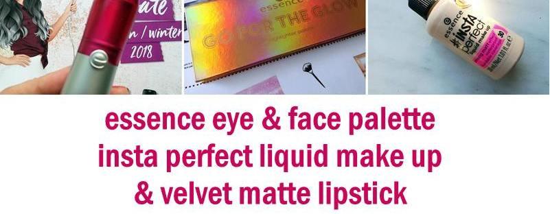 essence Eye & Face Palette, Insta perfect liquid make up & velvet matte lipstick- Review 9 essence eye essence Eye & Face Palette, Insta perfect liquid make up & velvet matte lipstick- Review