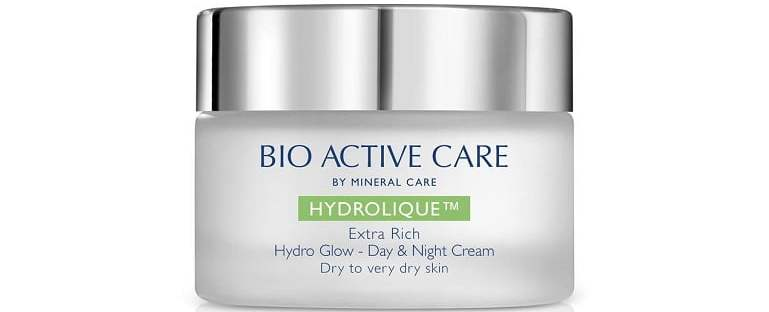 Bio Active Care by Mineral Care Hydrolique Extra Rich Hydro Glow Day & Night Cream 1