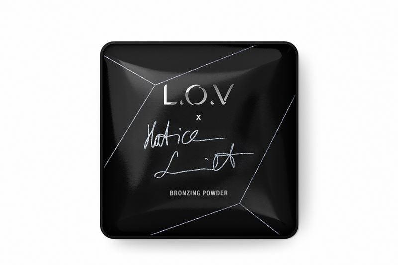 LOV x HATICE SCHMIDT bronzing powder_closed