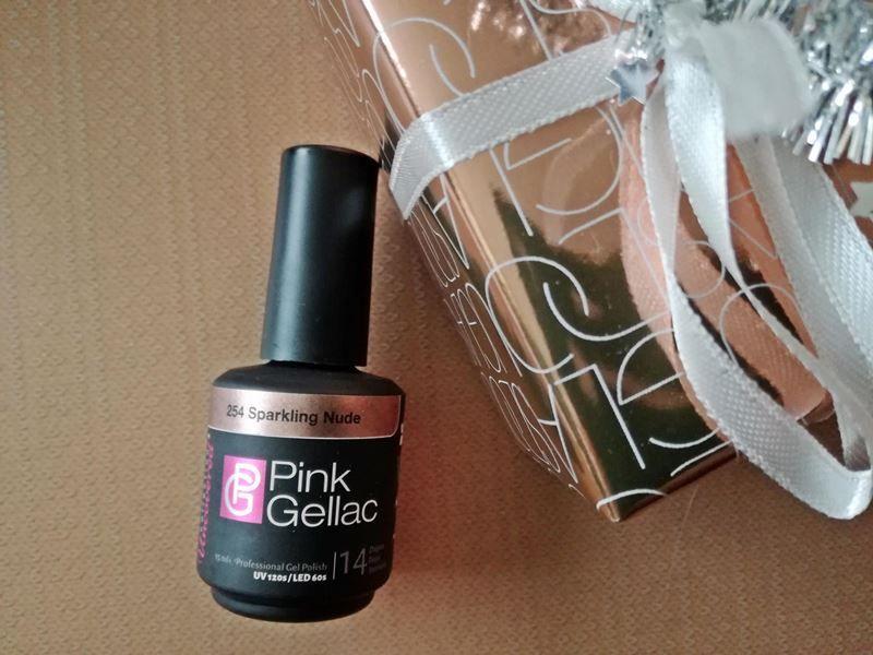 Pink Gellac sparkling nude (3)
