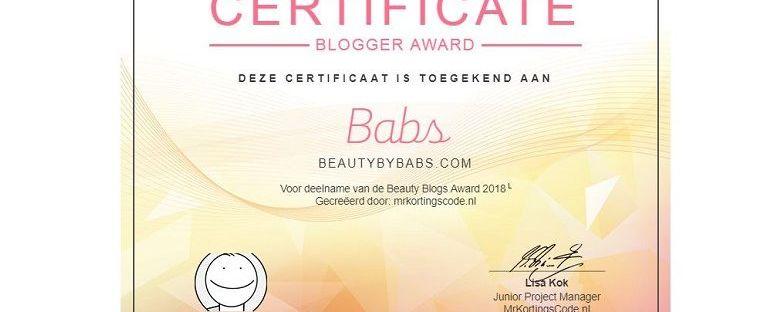 award bbloggers