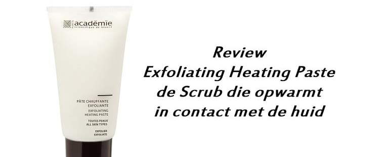 Exfoliating Heating Paste, de Scrub die opwarmt in contact met de huid- Review 9 heating paste Exfoliating Heating Paste, de Scrub die opwarmt in contact met de huid- Review