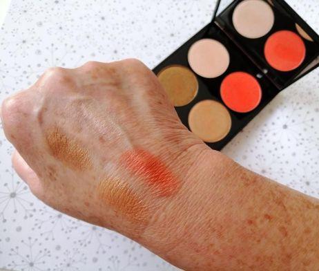 UNG Cosmetics palette 2