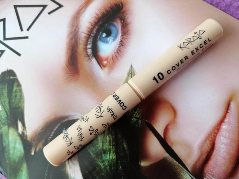 Review Karaja Make-up: 2 Foundations, Concealer, Lipstick & Lipgloss 29 karaja Review Karaja Make-up: 2 Foundations, Concealer, Lipstick & Lipgloss