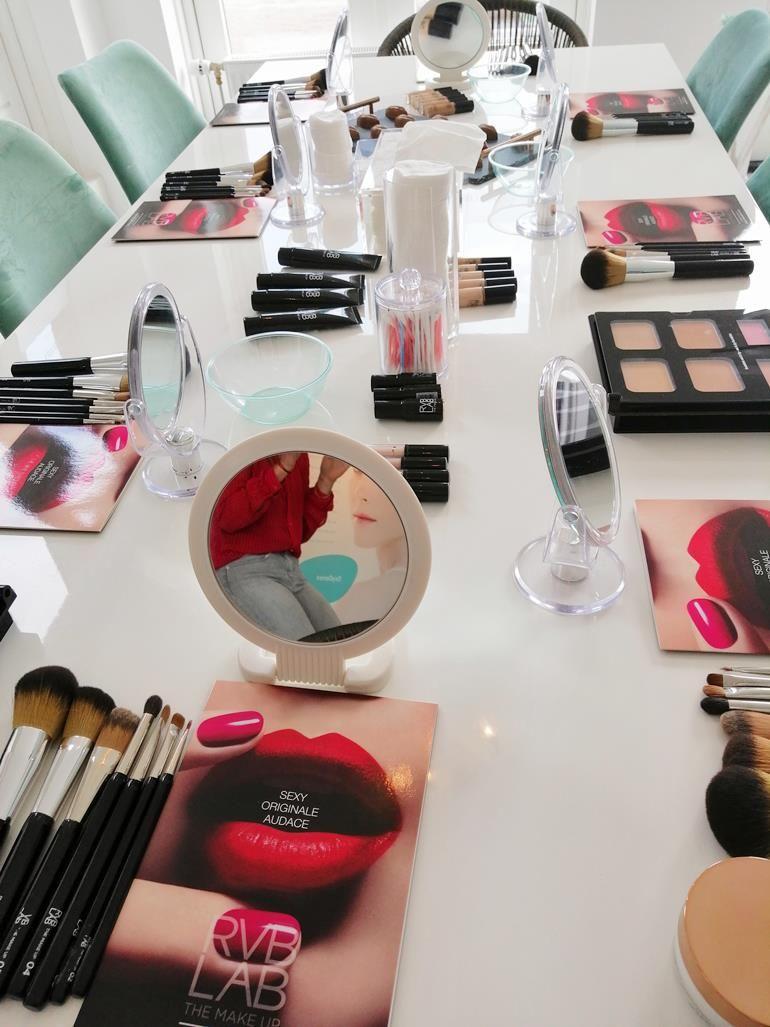 beauty center tiel make-up workshop