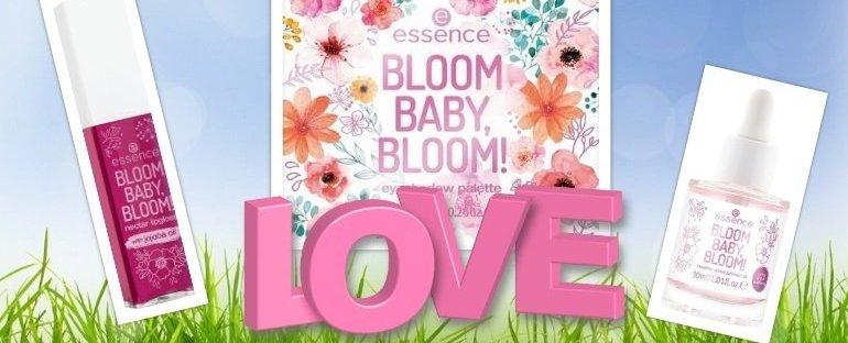 essence Lente Trend Edition BLOOM BABY, BLOOM! 9 bloom essence Lente Trend Edition BLOOM BABY, BLOOM!