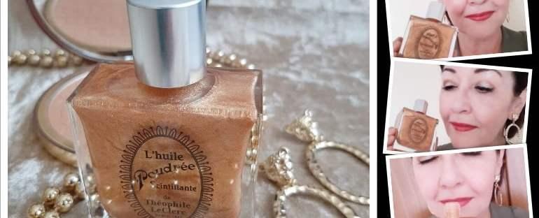 Review T. LeClerc L'Huile Poudrée Scintillante -The Shimmering Powder Oil 9 t. leclerc Review T. LeClerc L'Huile Poudrée Scintillante -The Shimmering Powder Oil