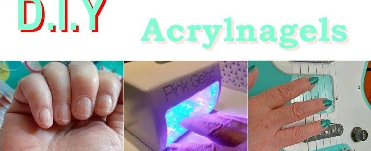 DIY Acrylnagels zetten met Acrylgel van AlieXpress (Ik heb weer nagels!) 9 acrylnagels DIY Acrylnagels zetten met Acrylgel van AlieXpress (Ik heb weer nagels!)