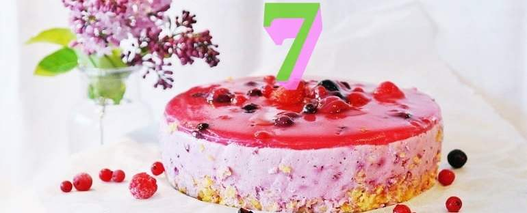 KeeK op de WeeK 7- Verjaardagscadeau's, Teveel Taart en Dieetvoer... 9 verjaardag KeeK op de WeeK 7- Verjaardagscadeau's, Teveel Taart en Dieetvoer...