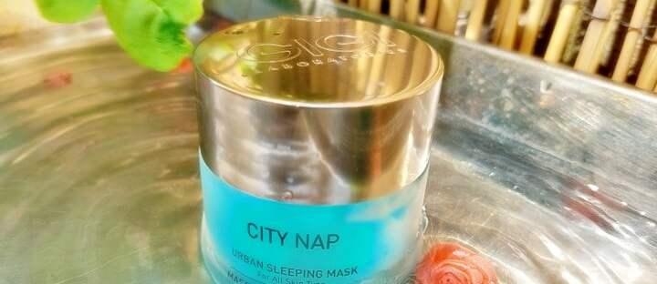 GIGI CN URBAN Sleeping Mask- Review 79 GIGI CN URBAN Sleeping Mask GIGI CN URBAN Sleeping Mask- Review