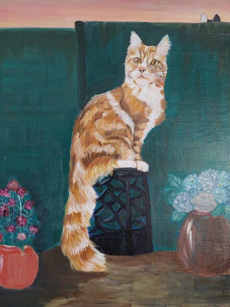 Winnaar(s) schilderij van jezelf, huisdier of .... 21 winnaar schilderij Winnaar(s) schilderij van jezelf, huisdier of ....