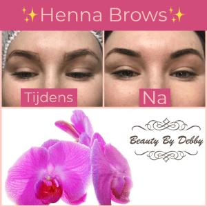 Henna Brows-Hardenberg-Bruchterveld-Beauty-By-Debby-schoonheidssalon