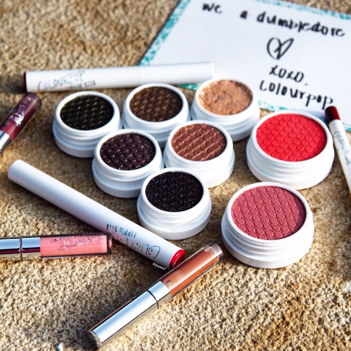 My very first Colourpop Haul!