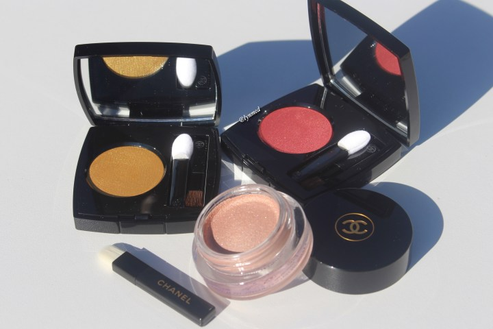 Chanel Ombre Première and the Layering