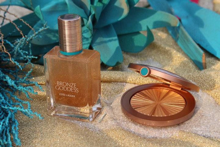 Estée Lauder Bronze Goddess collection