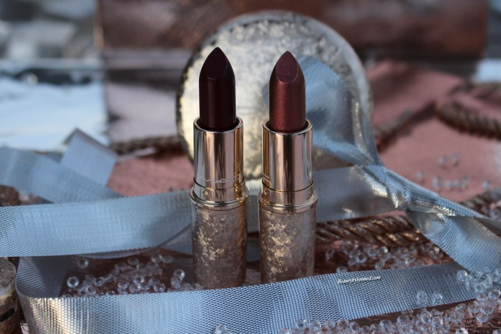 Mac Snow Ball Collection Lipstick review