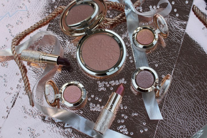 Welcome to Winter Wonderland with Mac  Snow Ball Collection