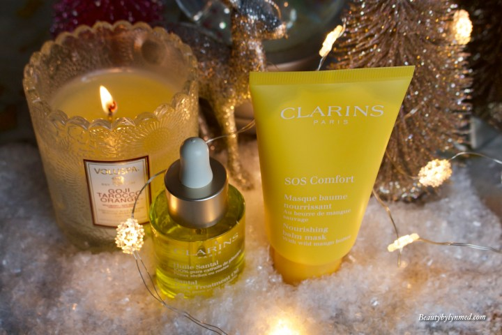 Clarins Sos Routine
