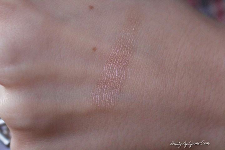 Diorskin Nude Air Luminizer - Holo Gold Swatches