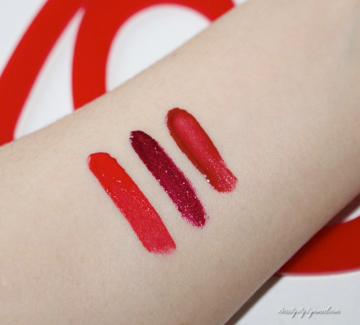 Estée Lauder Pure Color Envy Paint-On Liquid Lip Color swatches