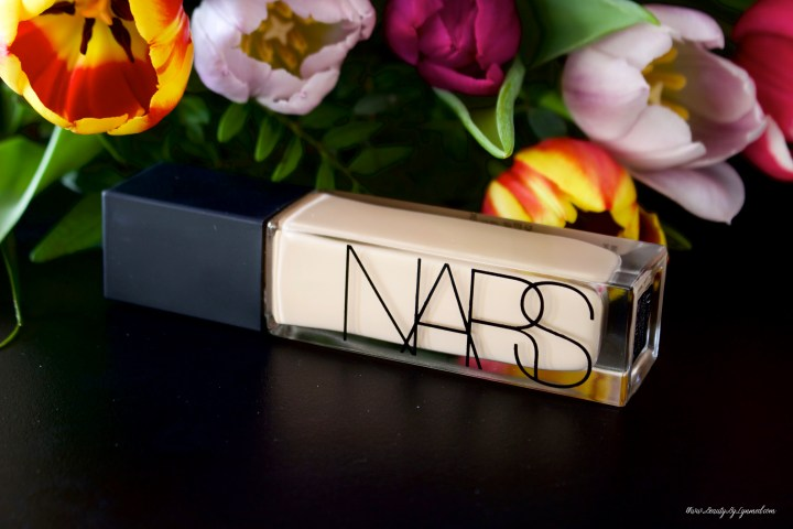 Nars Natural Radiant Longwear Foundation Avis