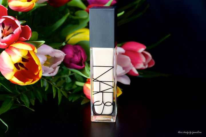 Nars Natural Radiant long wear foundation avis