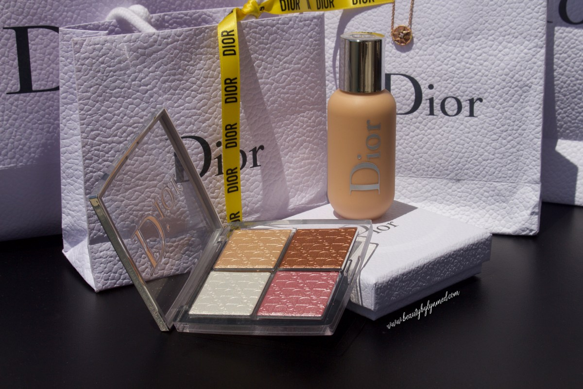 Dior Backstage Collection - The Makeup Line Behind Dior Runways