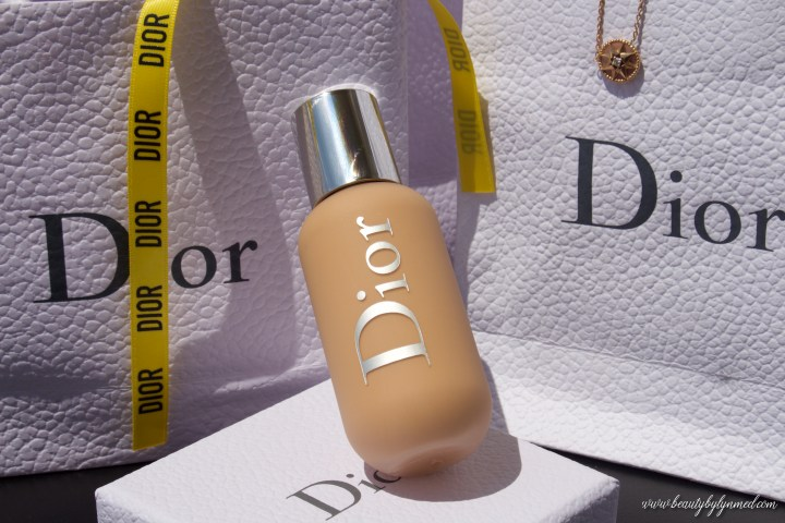 Dior Backstage Foundation
