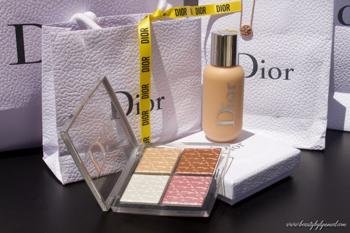 Dior Backstage Collection review