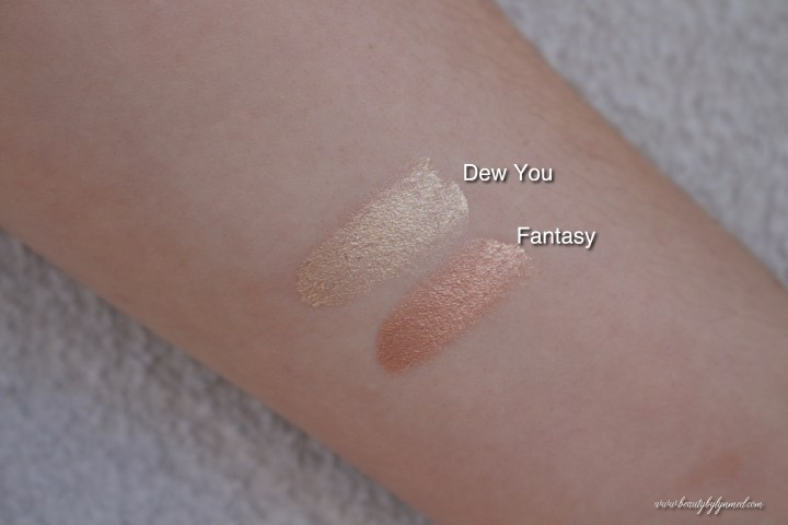 Marc Jacobs Dew Drops Swatches