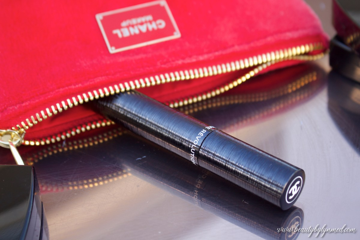 Mascara Alert! Chanel Le Volume Révolution