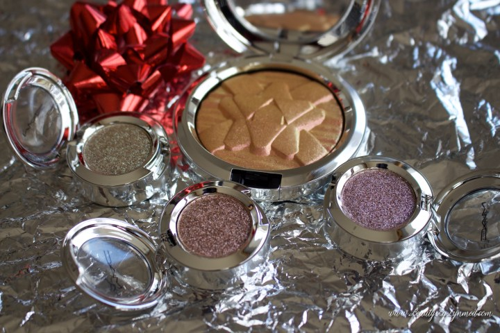Mac Cosmetics Shiny Pretty Things – Holiday 2018