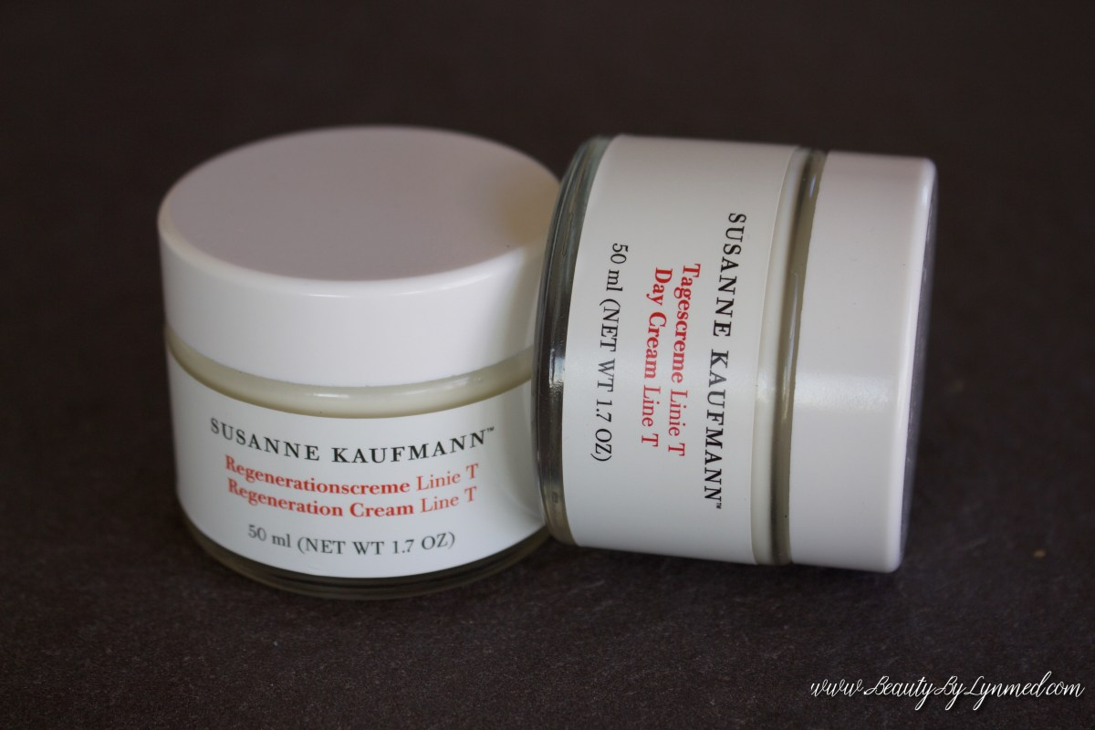 Susanne Kaufmann Line T - The Perfect Winter Skincare Routine