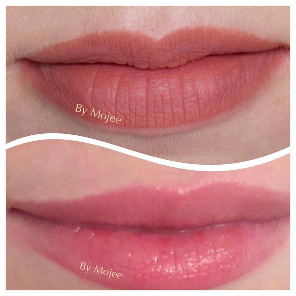 lips dual colors
