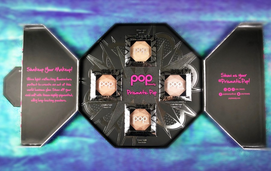 pop beauty highlighters