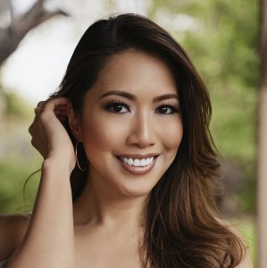 Charmaine Chiong Sustainable Beginnings Esthetician Scholarship Recipient