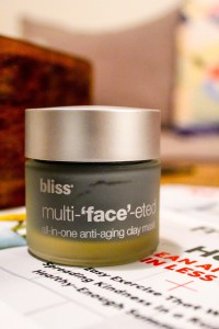 Bliss Multi-Face-Eted Anti-Aging Mask - Beauty Chaos