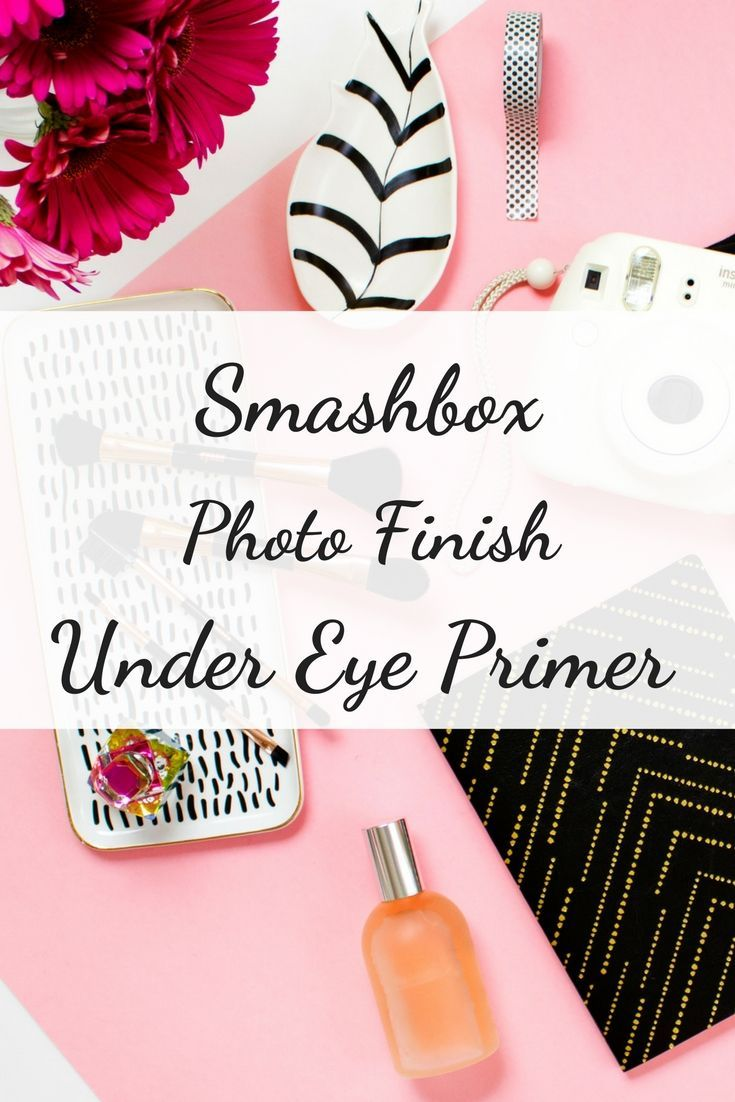 Smashbox Hydrating Under Eye Primer - Pin