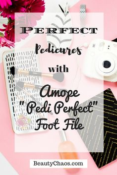 Amope Pedi Perfect Wet and Dry Electronic Foot File Pin