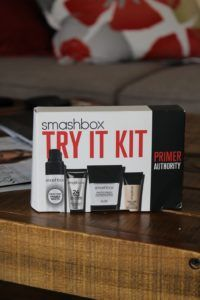 Smashbox Photo Finish Primer Water - Try It Kit