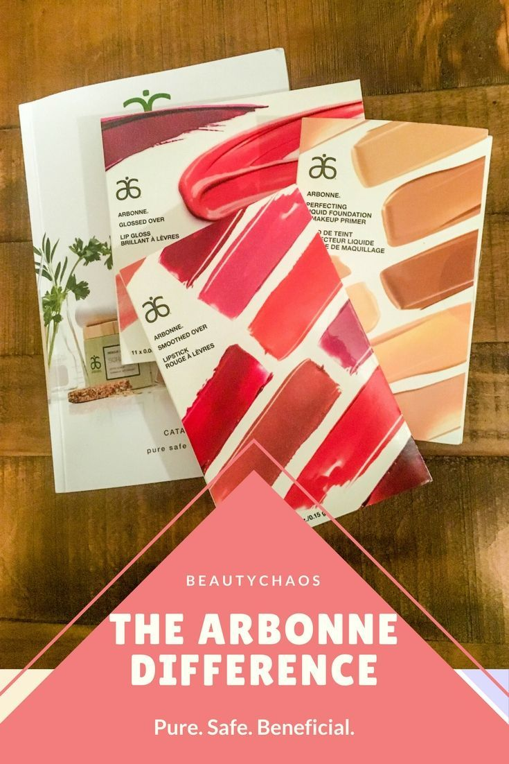 Arbonne Grab Bag Pin - Beauty Chaos