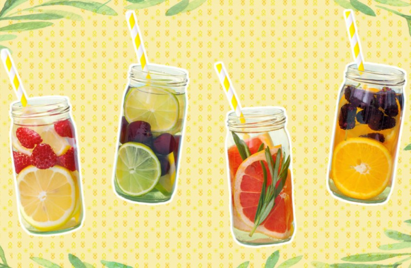 6 Easy Detox Drinks Recipes to Try This Summer