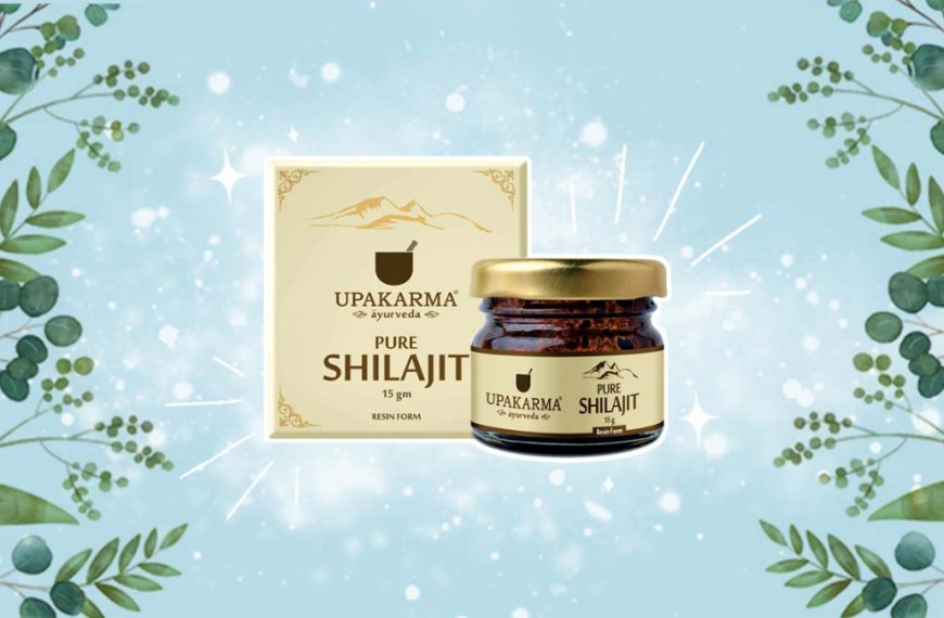 Upakarma Shilajit Resin Review