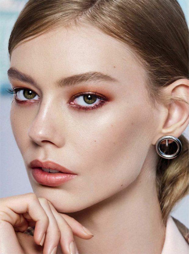 актуальная палитра макияжа 2016
