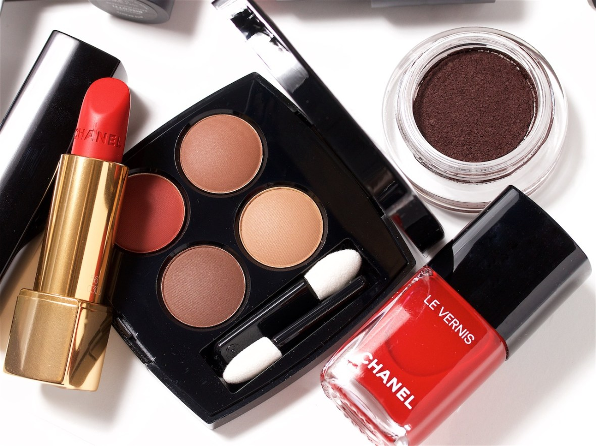 Chanel Le Rouge beauty collection