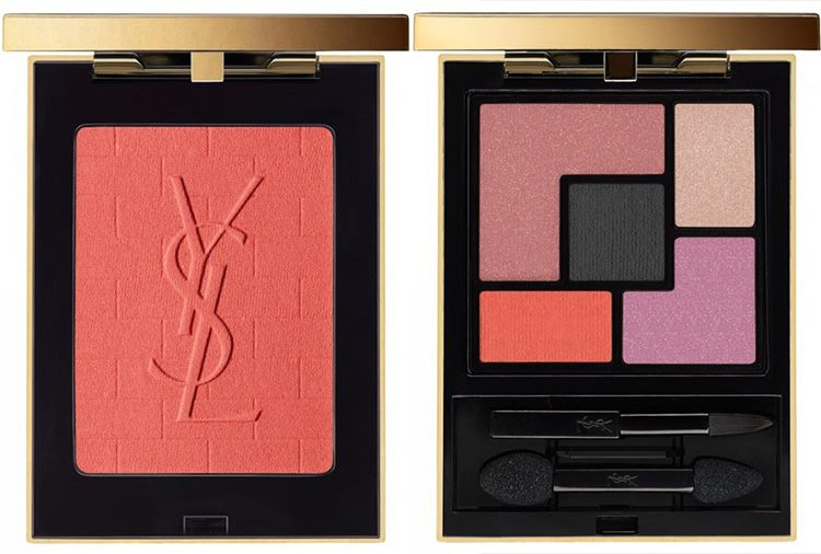 Палетка теней для глаз - YSL Keep An Eye on Me Eyeshadow Palette
