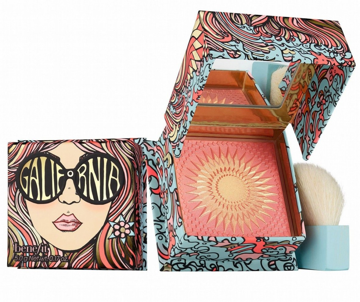 Benefit cosmetics - GALifornia blusher
