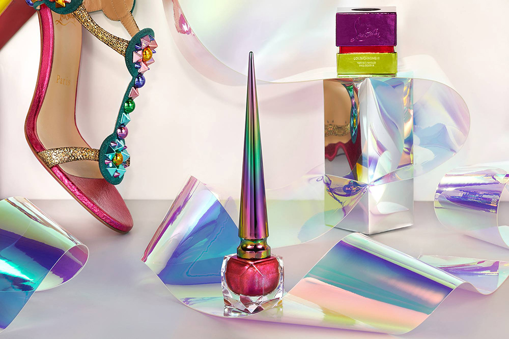 Christian Louboutin - Loubichrome Nail Colour Collection весна 2017