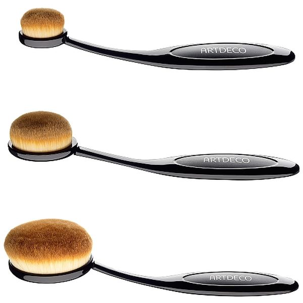 Кисть для макияжа - ARTDECO Oval Brush Premium Quality